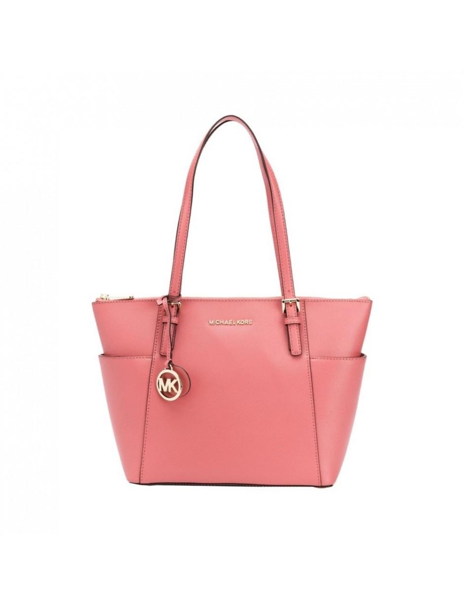 8b0adbaa31 Lyst - MICHAEL Michael Kors Tote Bag In Pink in Pink