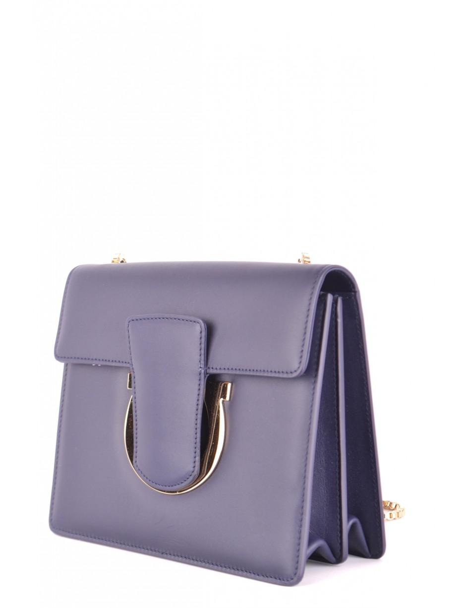 Ferragamo Bag in Blue - Lyst 66361ee328