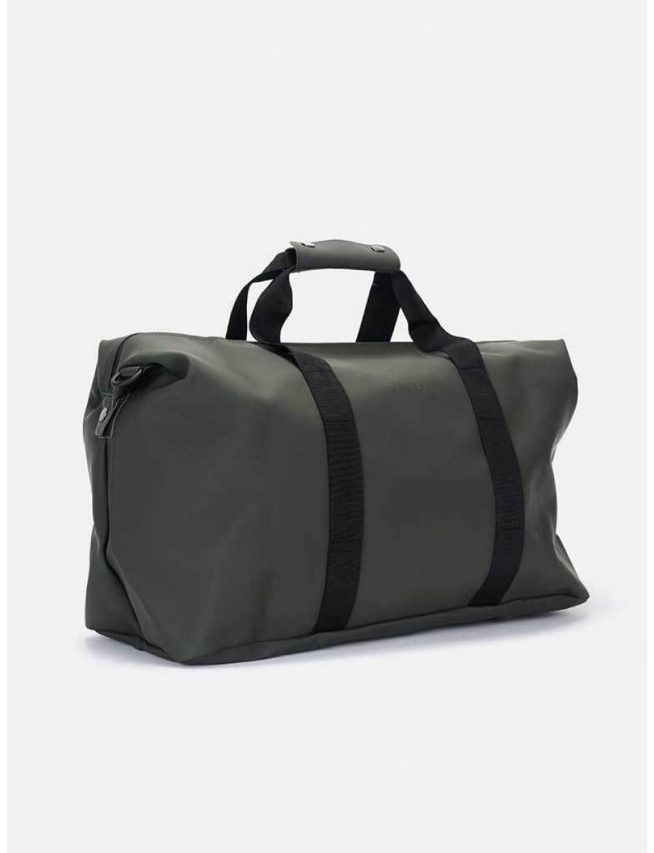 e166611a65 Lyst - Rains Weekend Bag In Green in Black