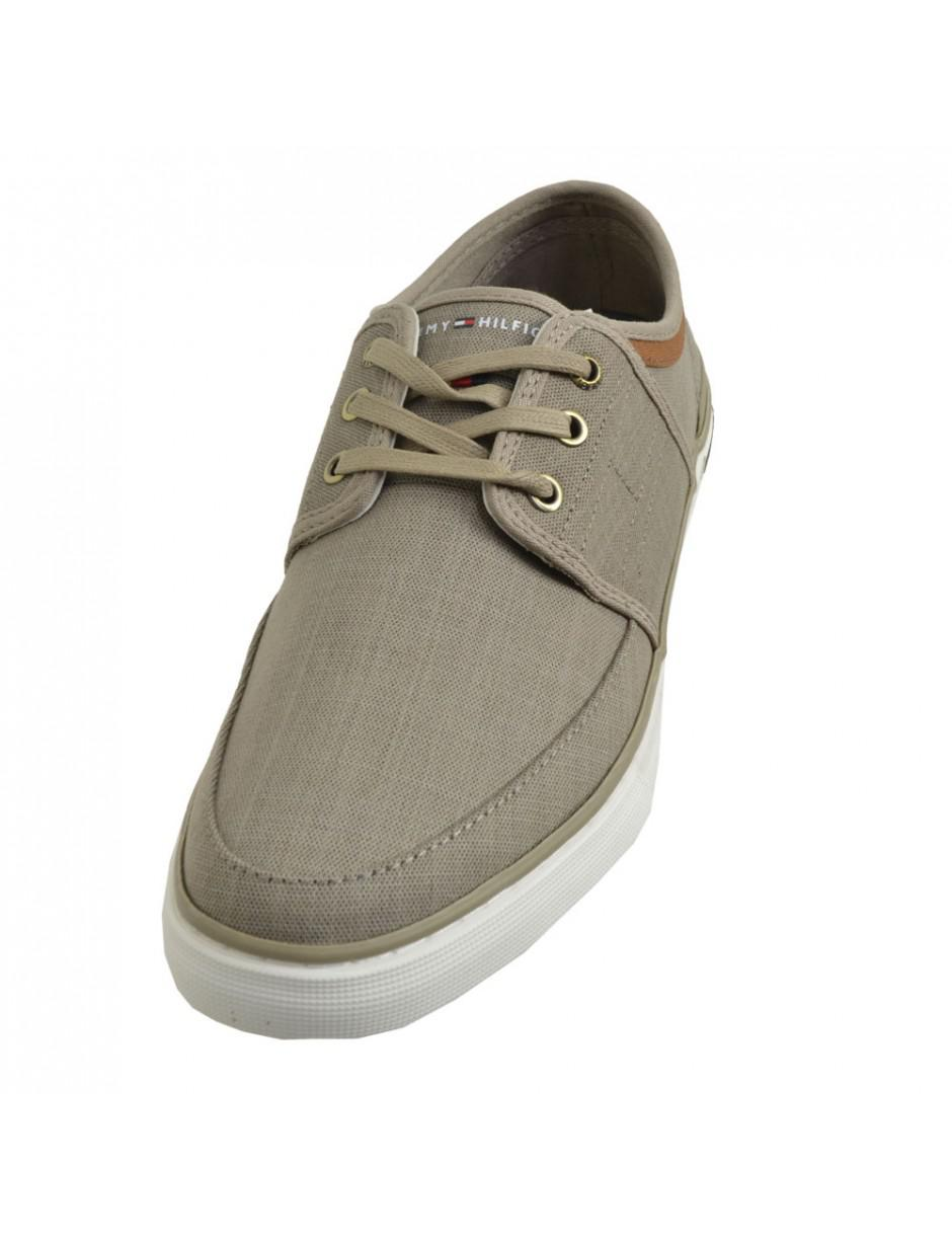 0c944b932 Lyst - Tommy Hilfiger Tommy Jeans Core Canvas Pumps in Green for Men