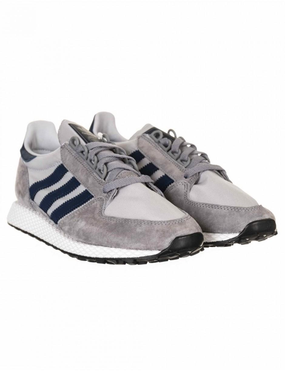 info for a31c4 cc85b Lyst - adidas Originals Forest Grove Trainers for Men