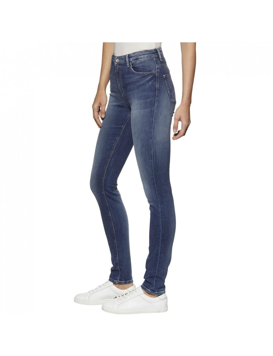 02ddb312 Tommy Hilfiger Tommy Jeans High Rise Skinny Santana Royal Blue ...