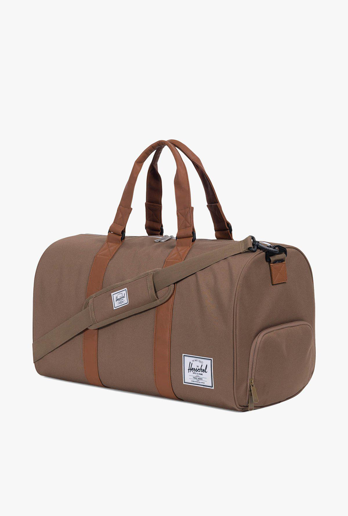 ee3d6c8d31 Lyst - Herschel Supply Co. Novel Duffel Bag in Brown for Men
