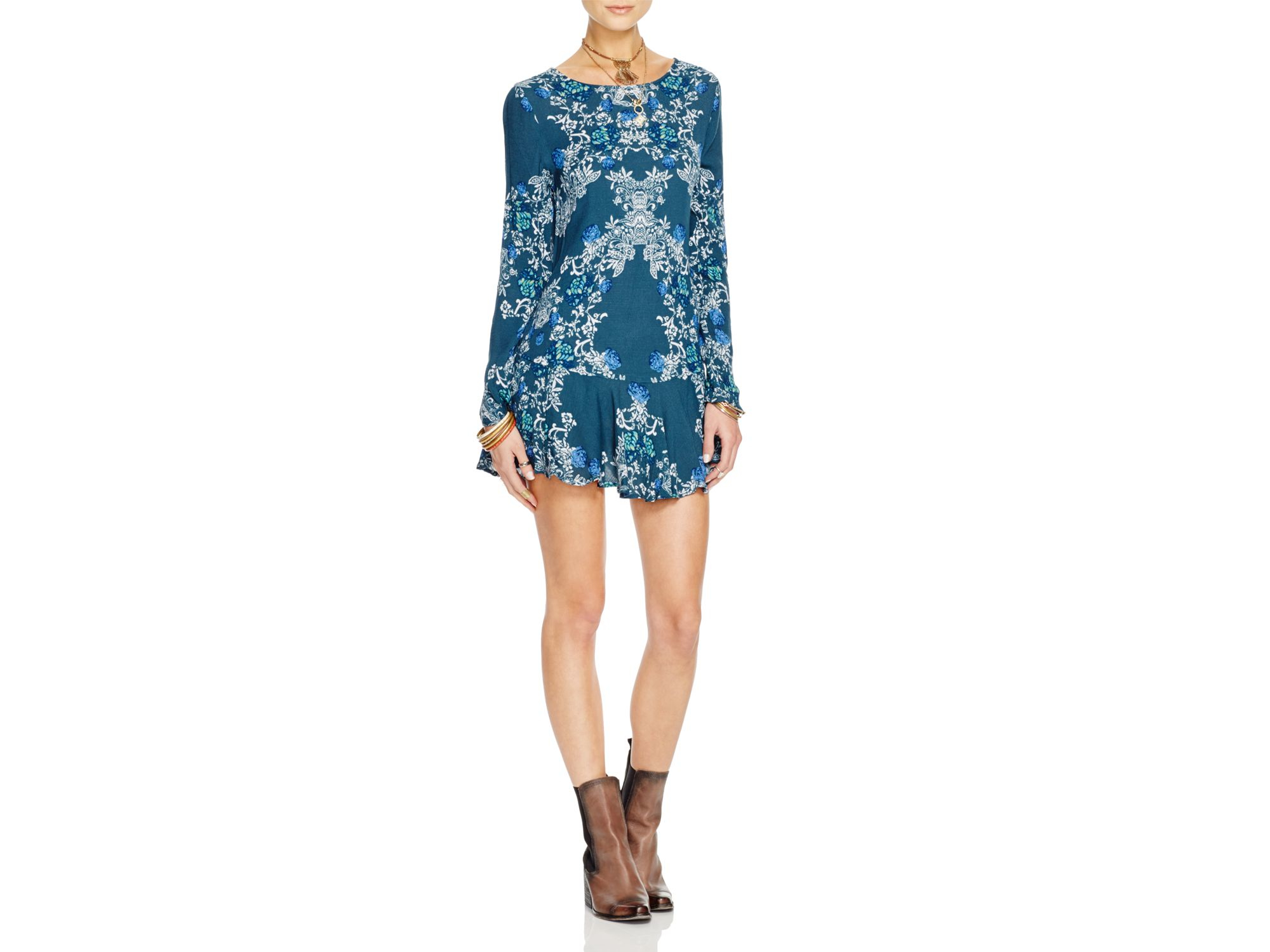 c99ce74b9f8a Gallery. Previously sold at  Bloomingdale s · Women s Tunic Dresses Women s Free  People ...