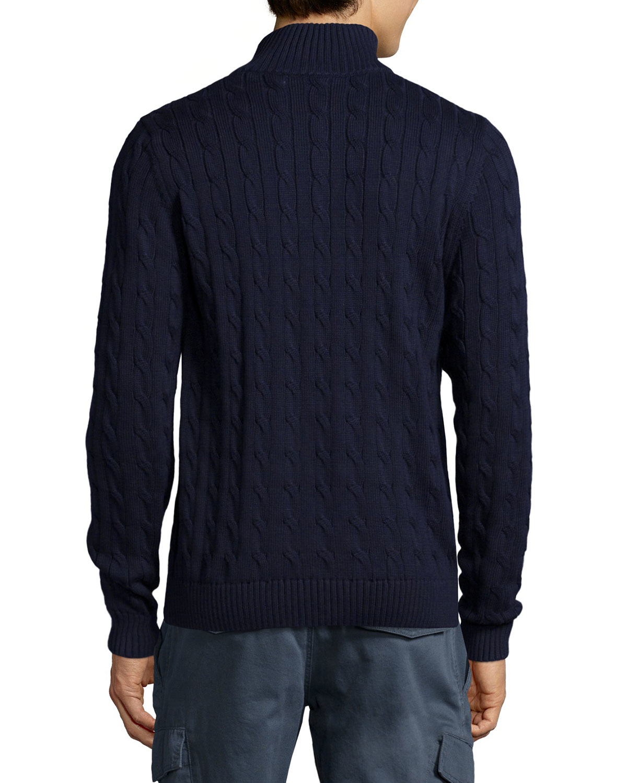 Lacoste Sweater Full Zip English Sweater Vest