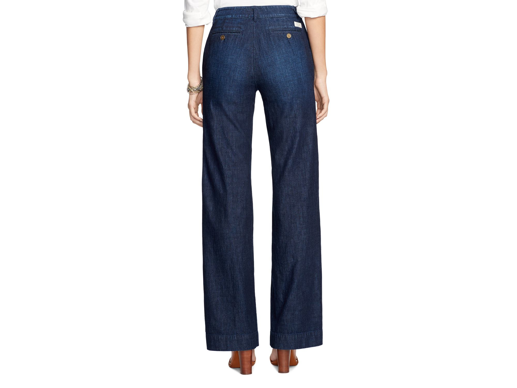 Womens Wide Leg Jeans Photo Album - The Fashions Of Paradise