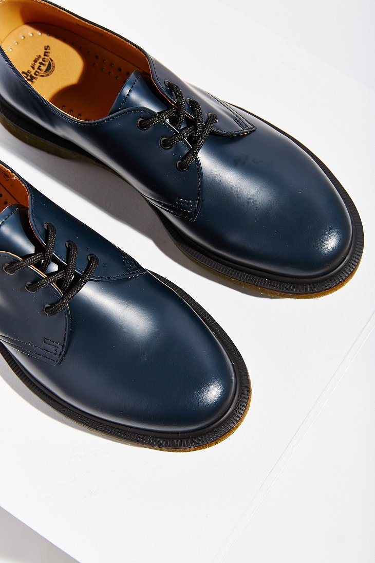 To Buy Buy Cheap Choice Navy 1461 PW Derbys Dr. Martens RRPzfCfKdq
