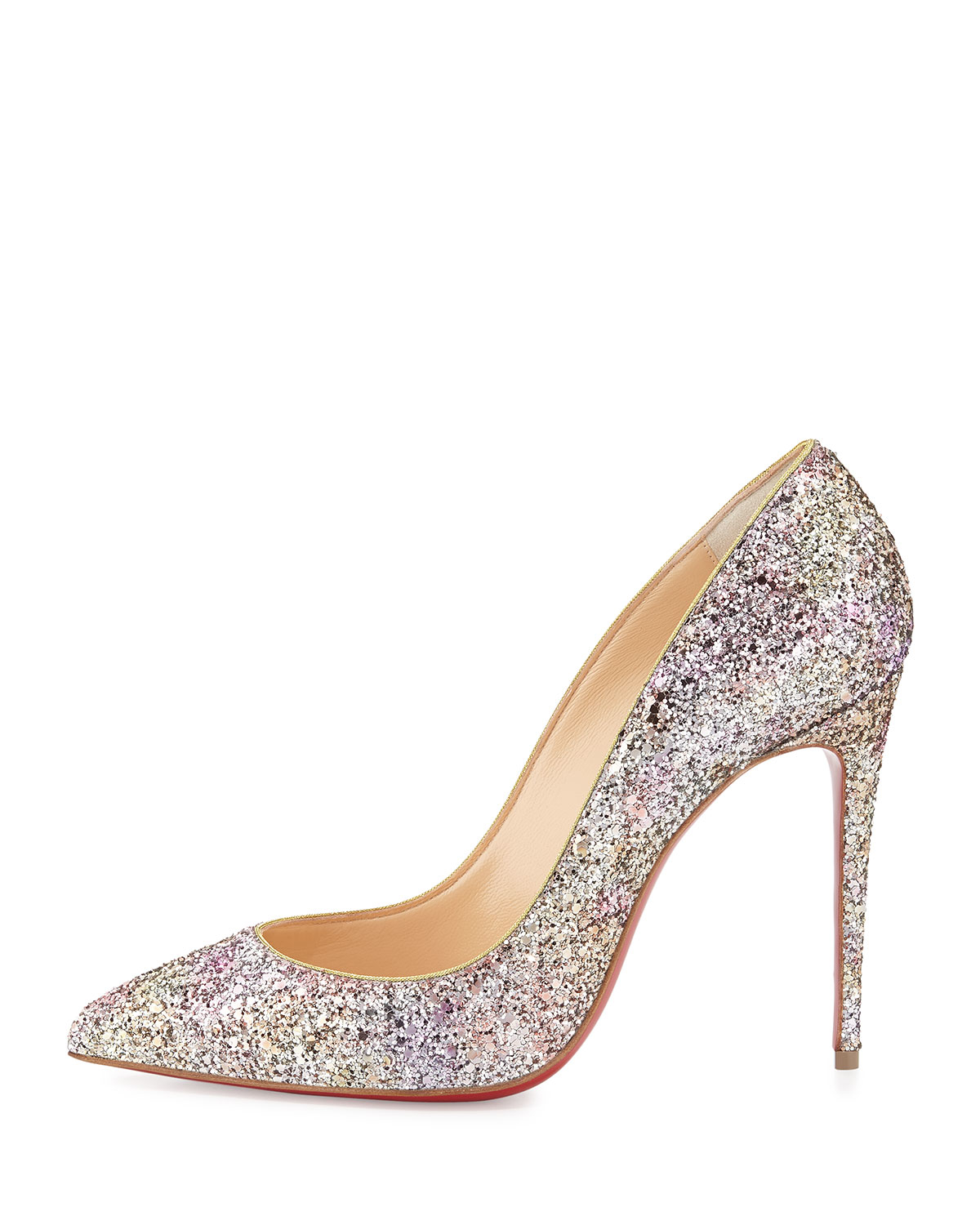 christian louboutin pigalle follies rose