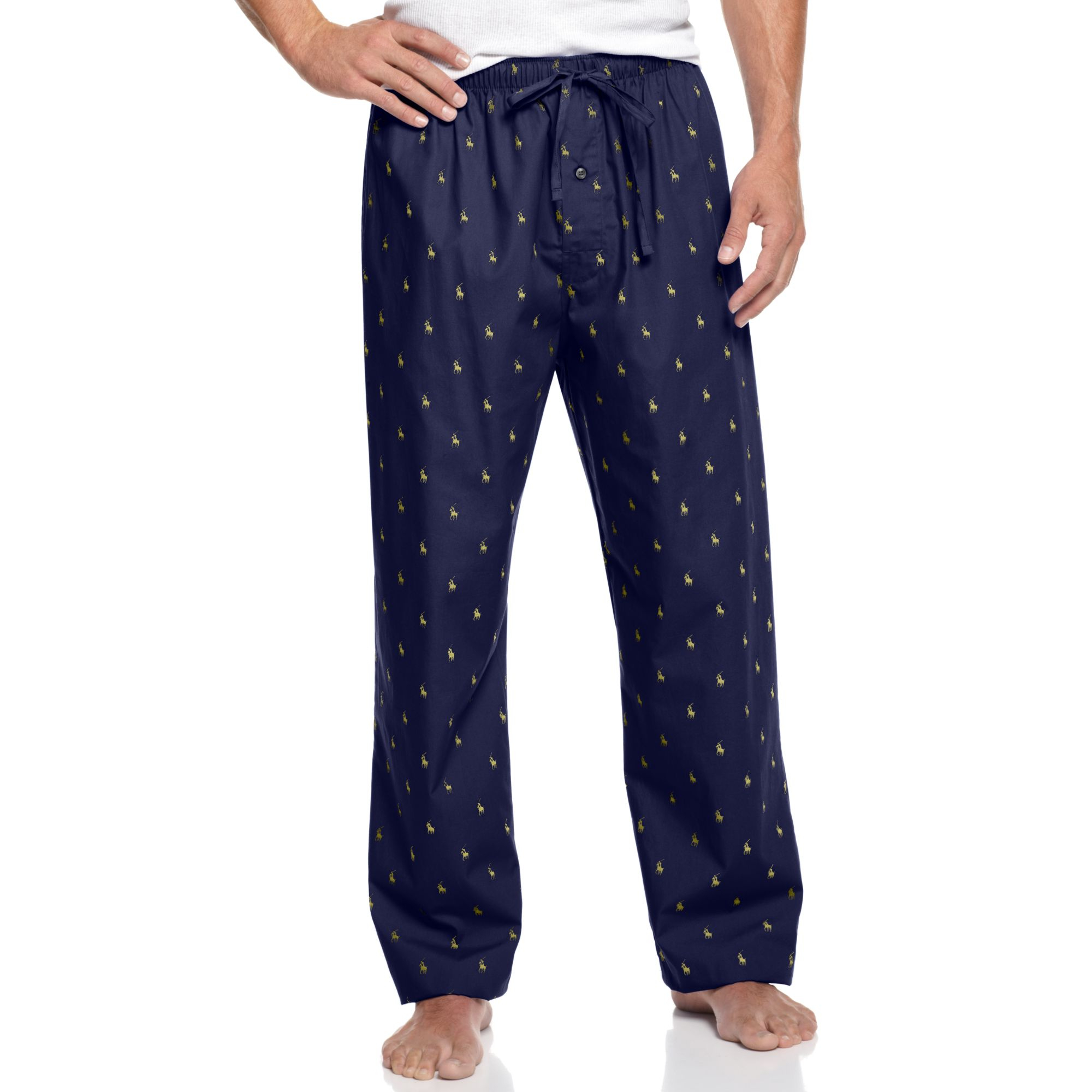 Find Polo Ralph Lauren men's pajamas at ShopStyle. Shop the latest collection of Polo Ralph Lauren men's pajamas from the most popular stores - all in.