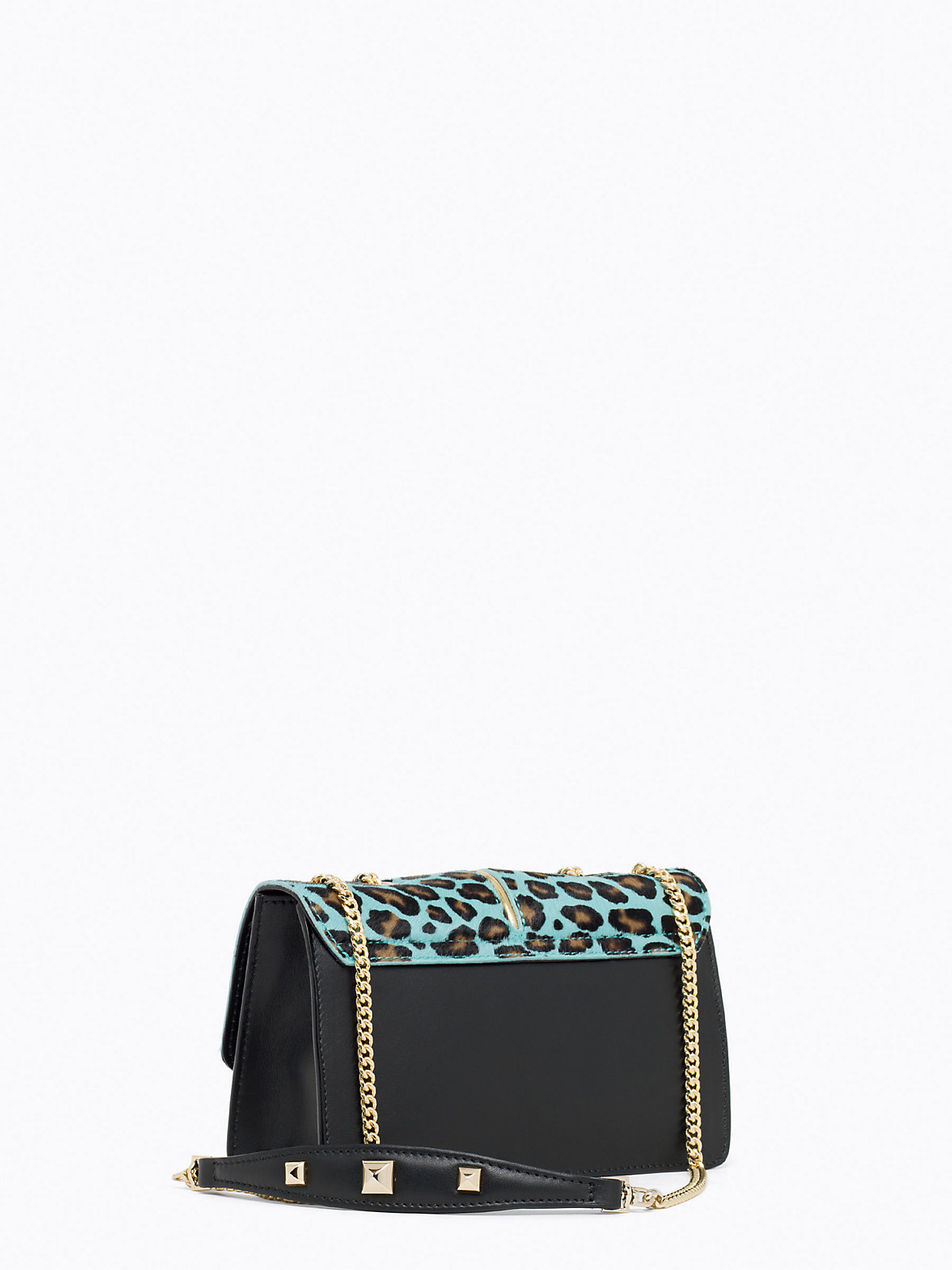 chloe handbags knockoffs - georgia bumbag in leopard print haircalf (pony) and smooth calfskin
