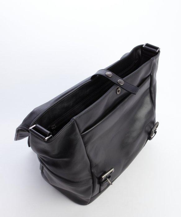 prada messenger bag leather
