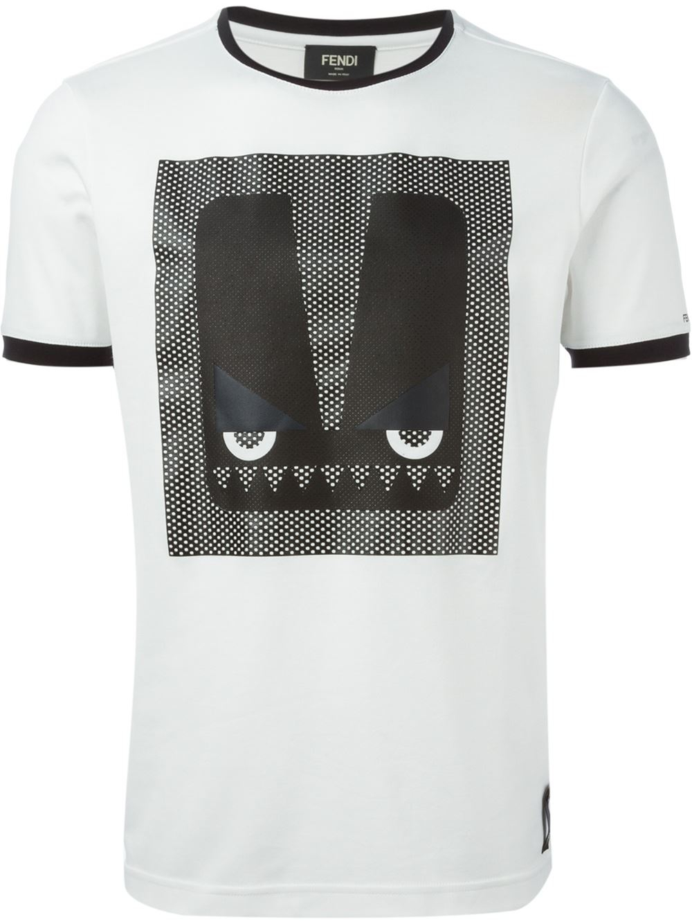 0db86c33bf6 Fendi Mens T Shirt Sale