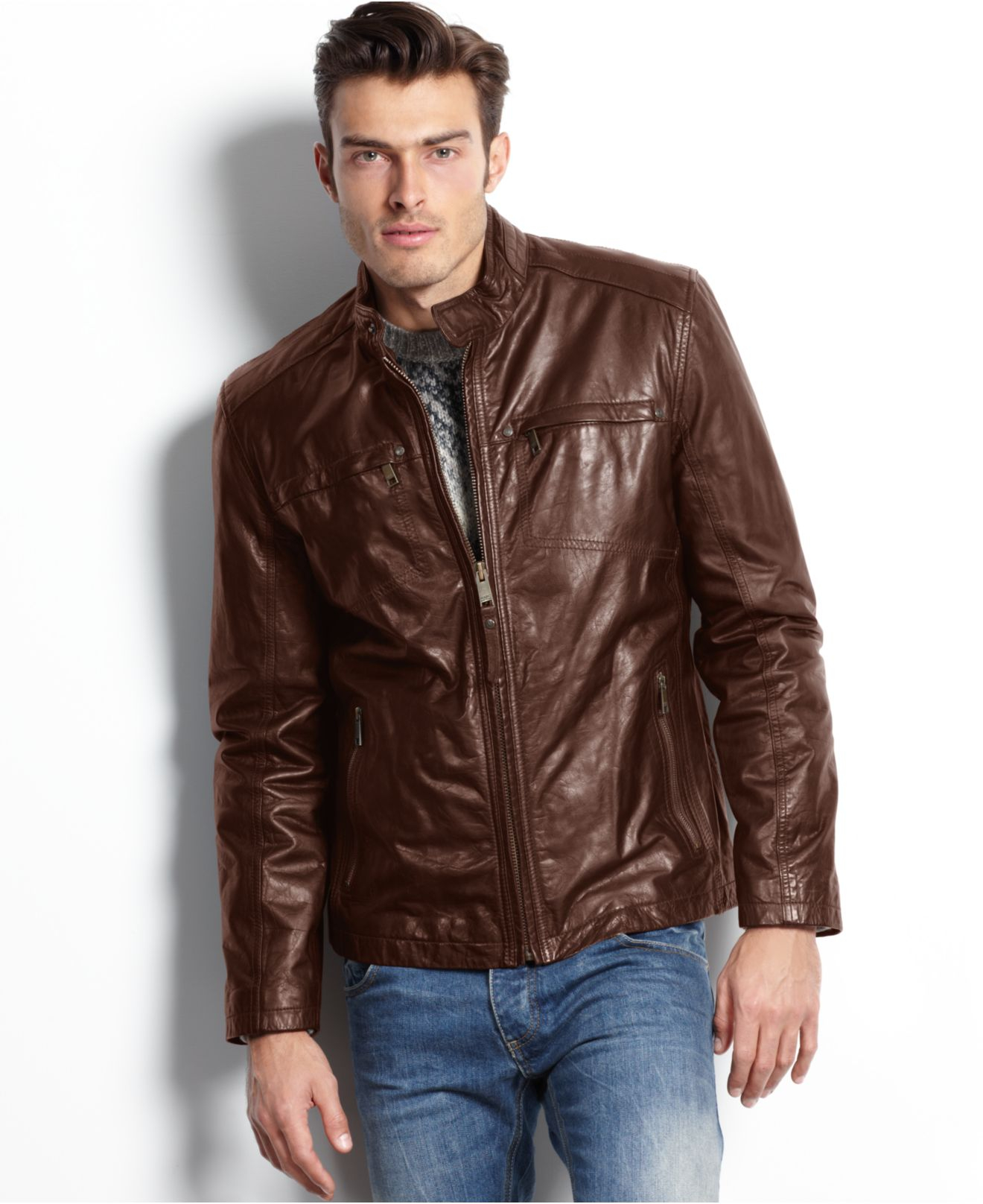 Vintage Leather Jackets Mens - Best Jacket 2017