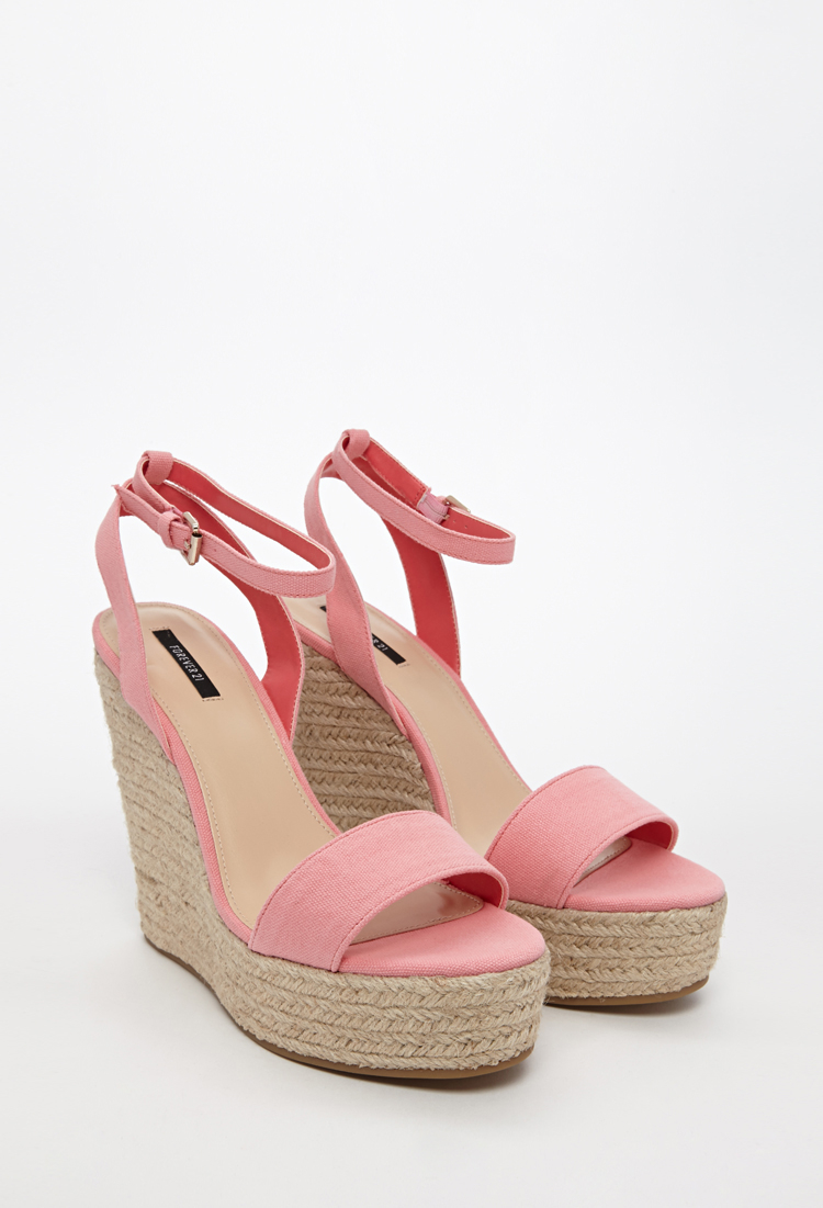 Free shipping and returns on Women's Pink Wedge Sandals at teraisompcz8d.ga