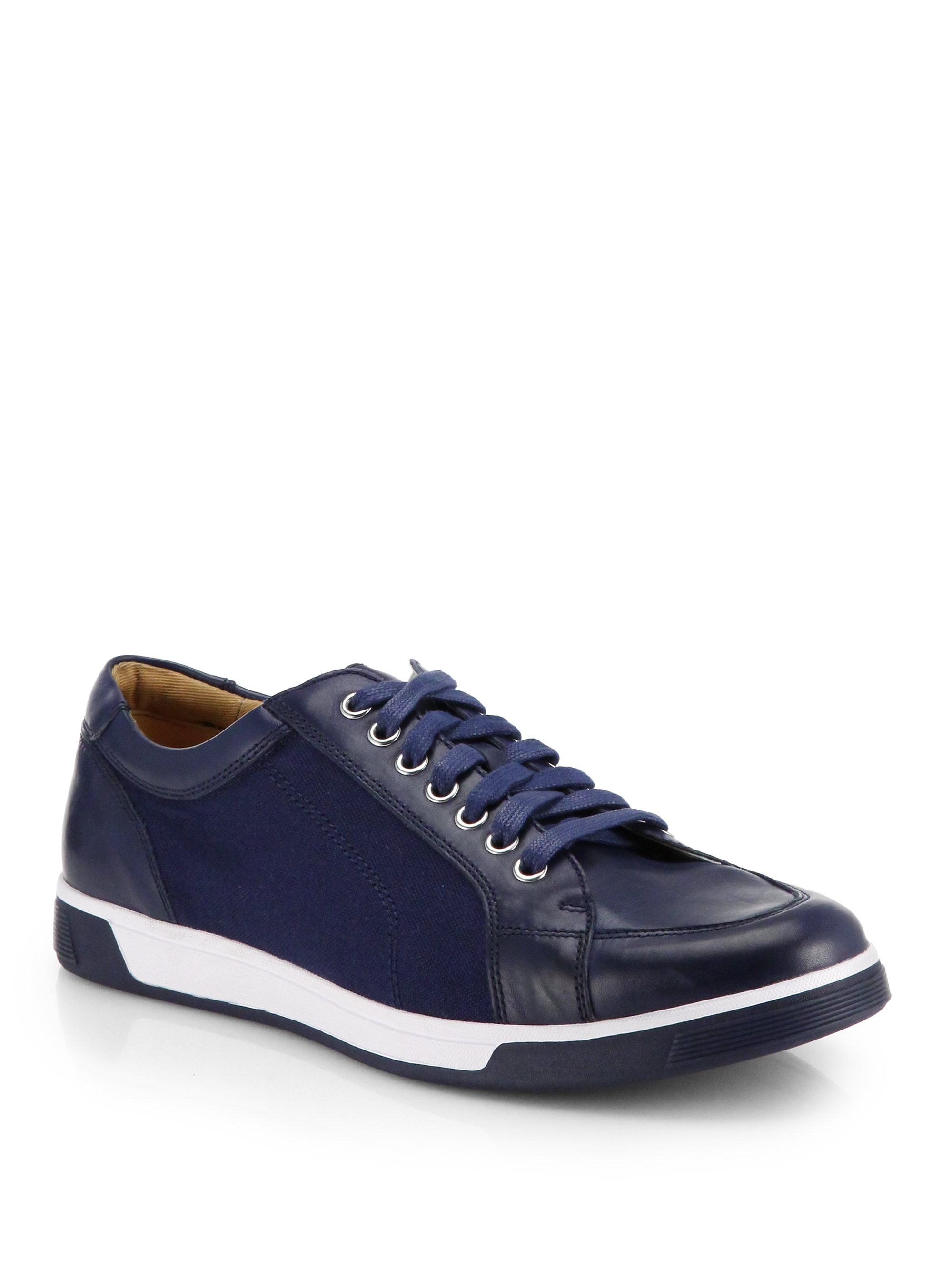 brogue detail sneakers - Blue Cole Haan YpPQvfOuLt