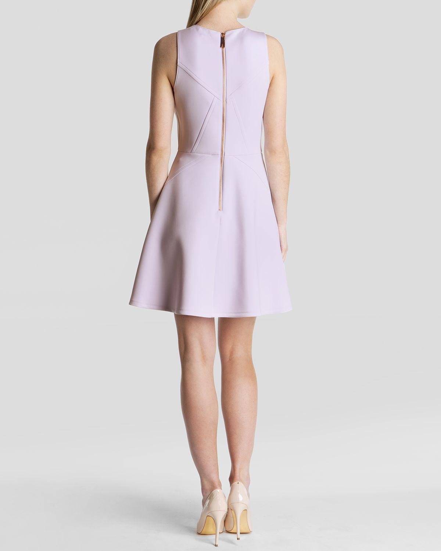 5e9d7e290 Ted Baker Lavender Dress