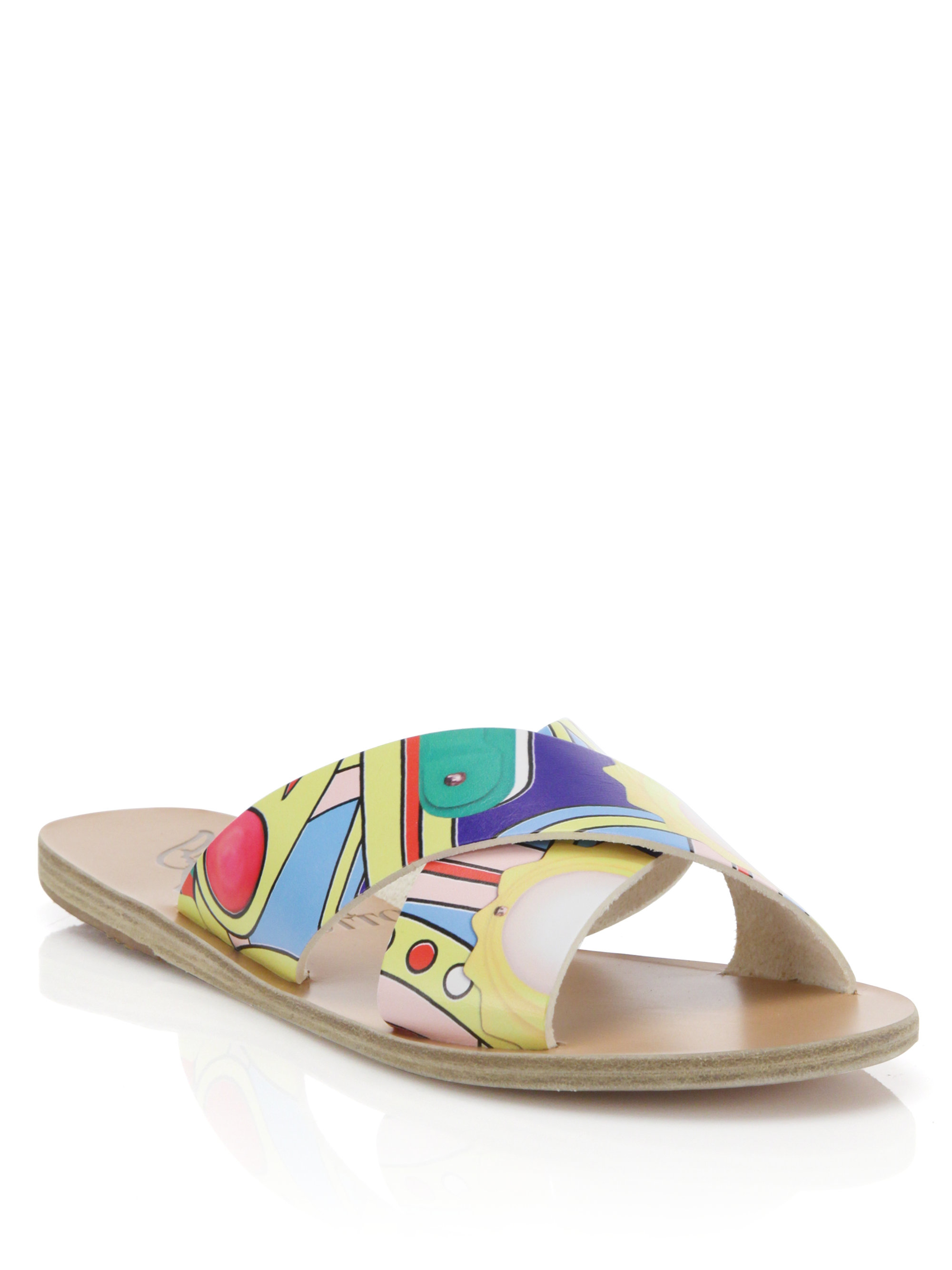 for sale footlocker clearance pay with visa Ancient Greek Sandals x Peter Pilotto Thais Crossover Sandals buy cheap tumblr quality original 5qAZu
