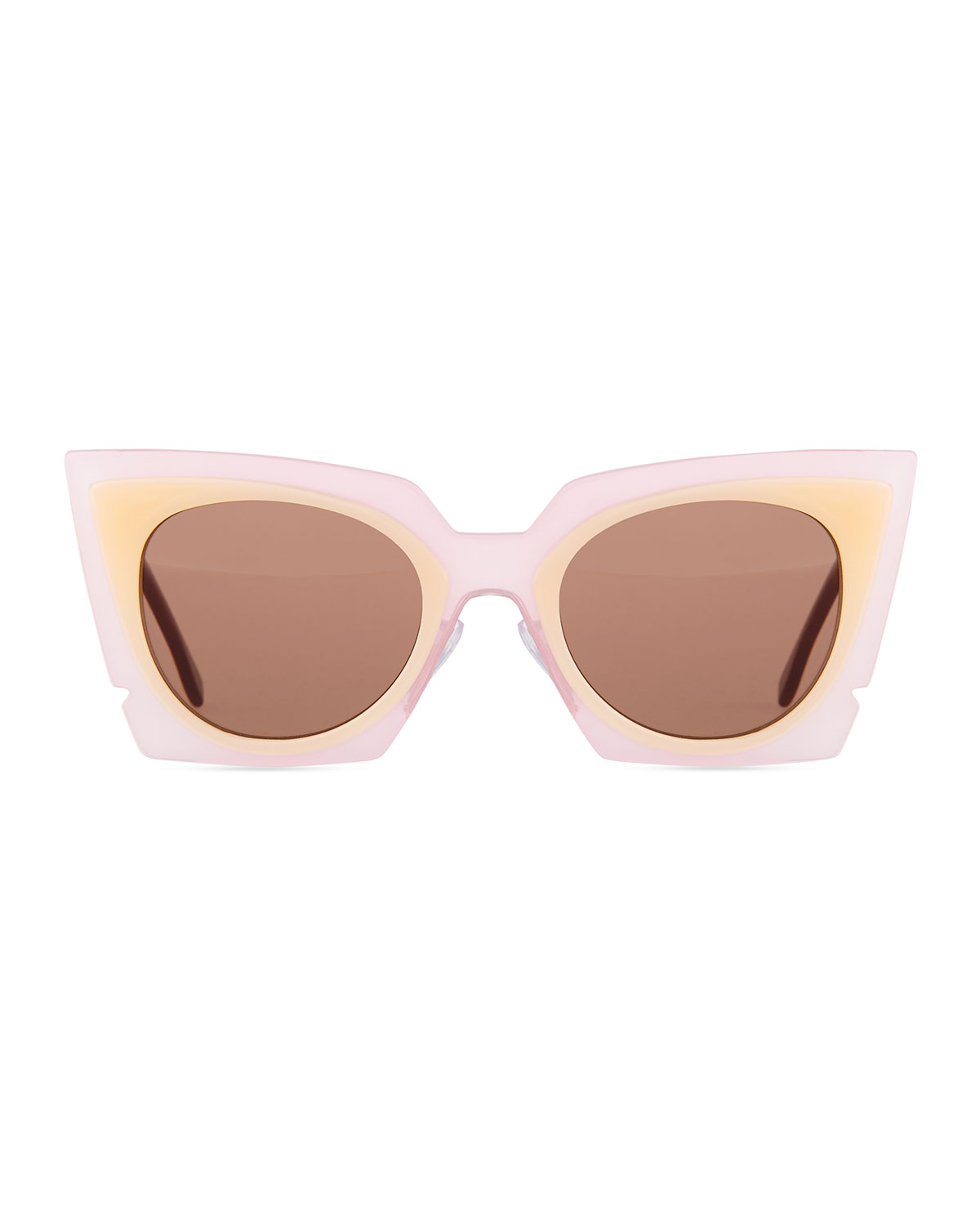 7ec3ccd25e Gallery. Previously sold at  Bergdorf Goodman · Women s Cat Eye Sunglasses  ...