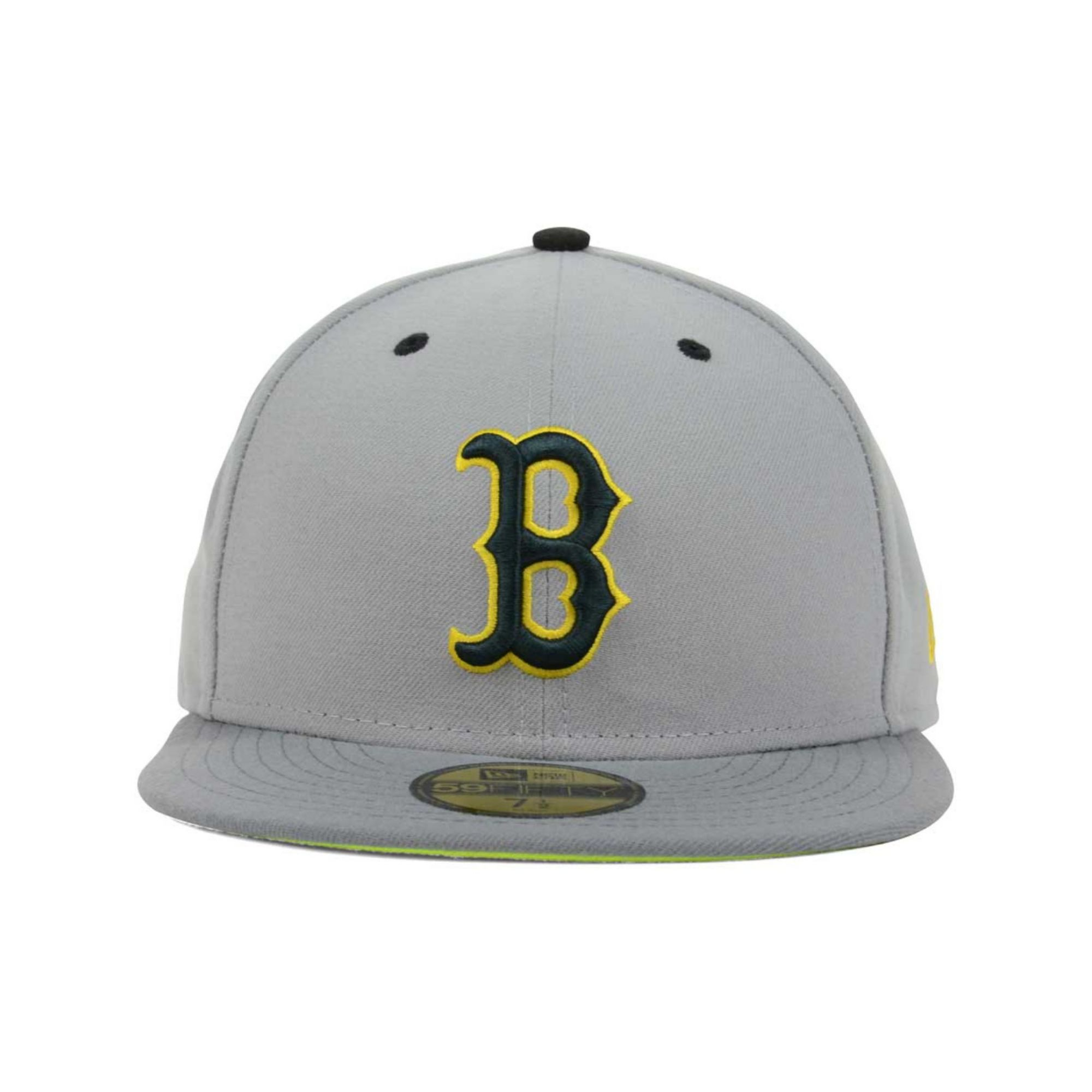 the latest 6de9a 9dc62 Lyst - Ktz Boston Red Sox Mlb Gvolt 59fifty Cap in Gray for Men