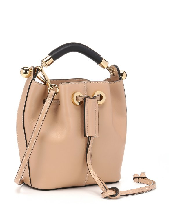 SMALL GALA BUCKET BAG IN SMOOTH CALFSKIN