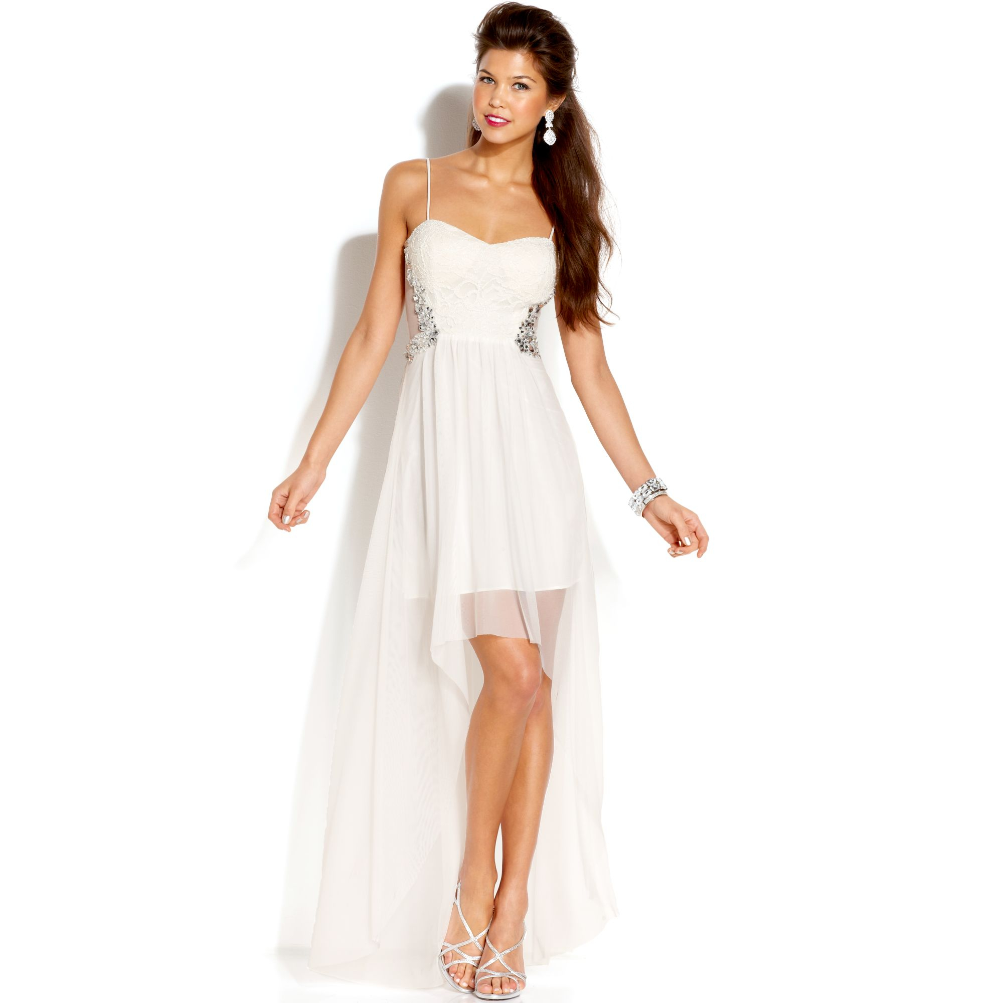 Dresses for Juniors with Lace