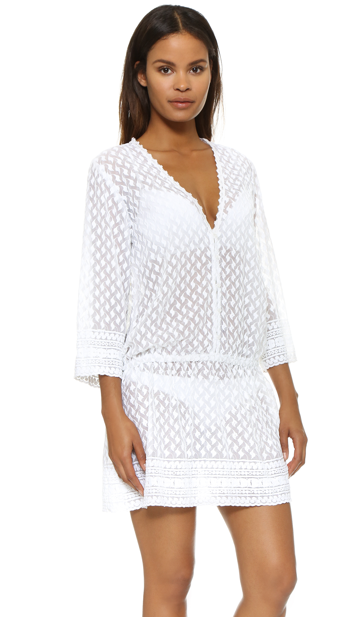 Kylie dress Melissa Odabash RH76XoZ7
