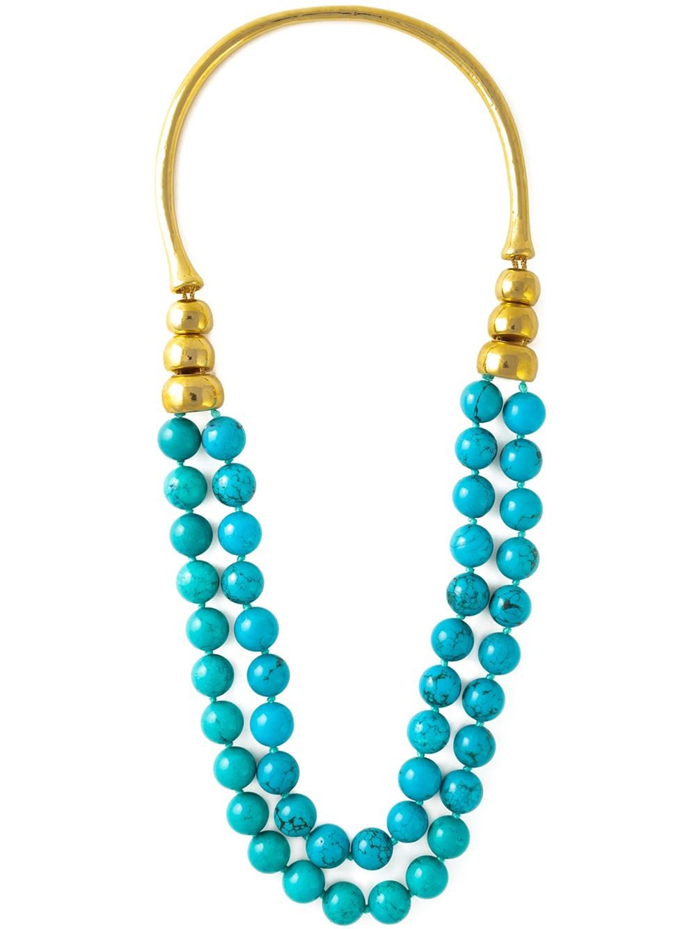 Aurelie bidermann 'lakotas' Necklace in Gold (metallic)