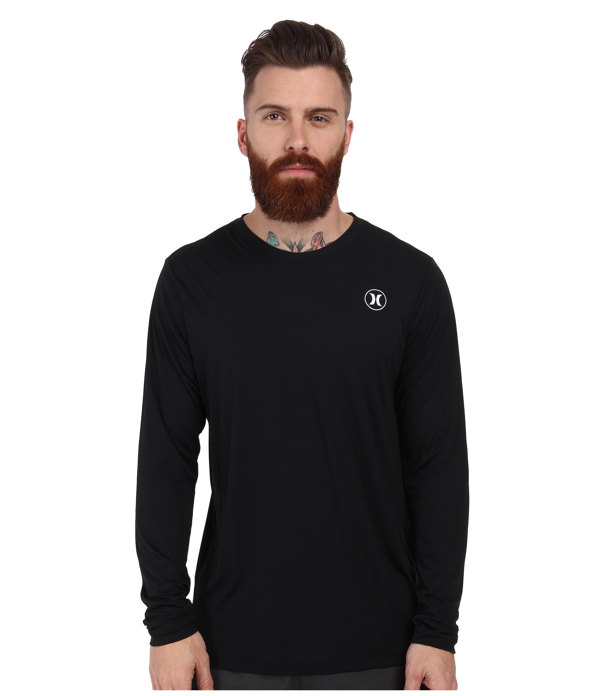 Black hurley t shirt - Gallery