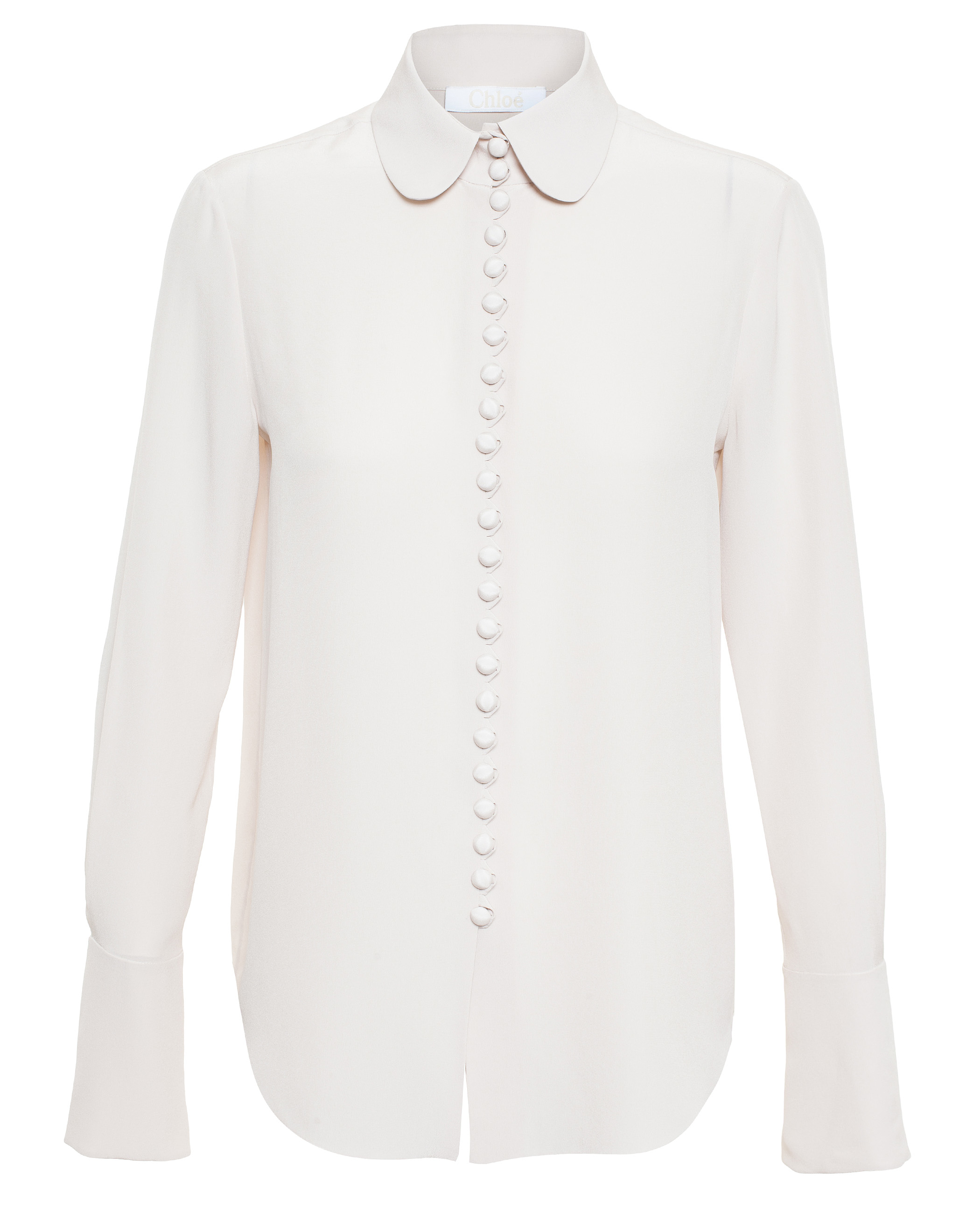 Chloé button down shirt Free Shipping How Much cC32nZnVUh