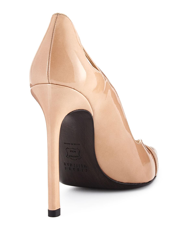 Aerosoles Drama Club Pump(Women's) -Black Patent Leather Discount Many Kinds Of 1gmow