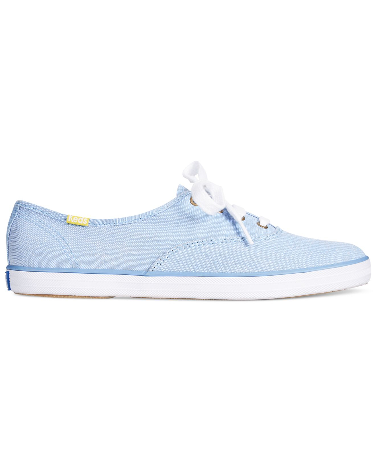 Lyst - Keds Women's Spring Champion Oxford Sneakers in Blue