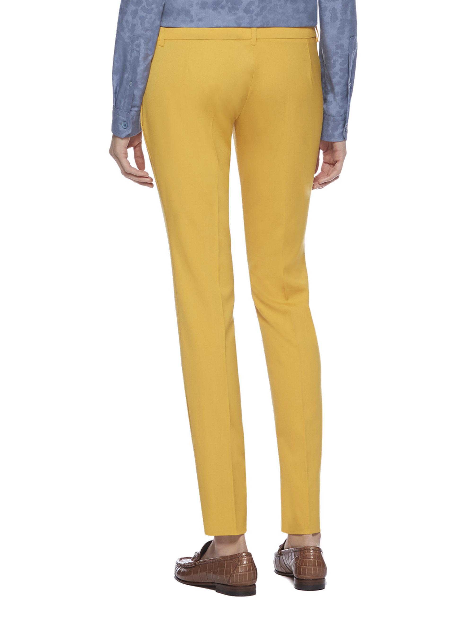 Women's Mustard Pants