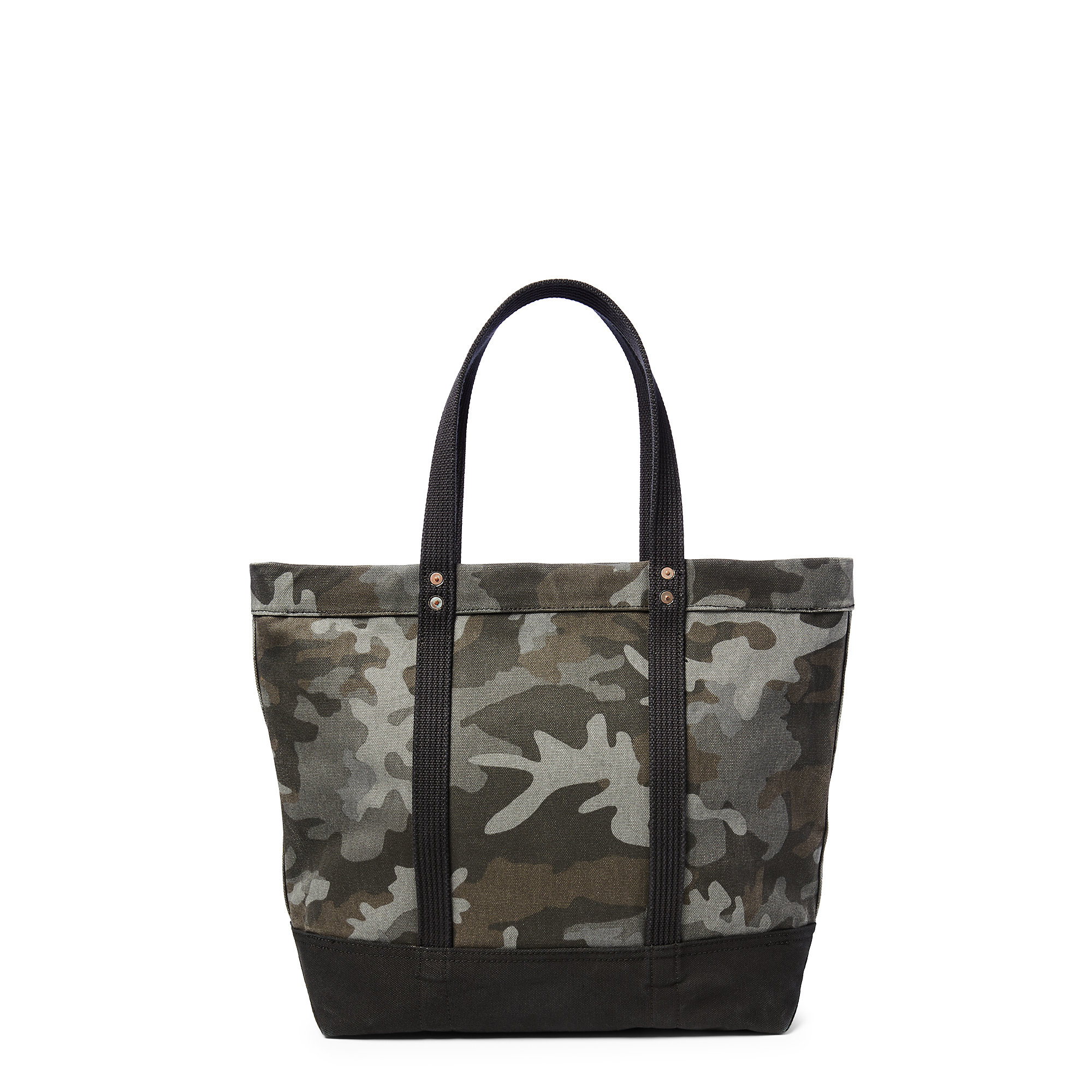 7c0ff8ef58 Lyst polo ralph lauren big pony camouflage tote in black jpg 2000x2000 Camo  purses large