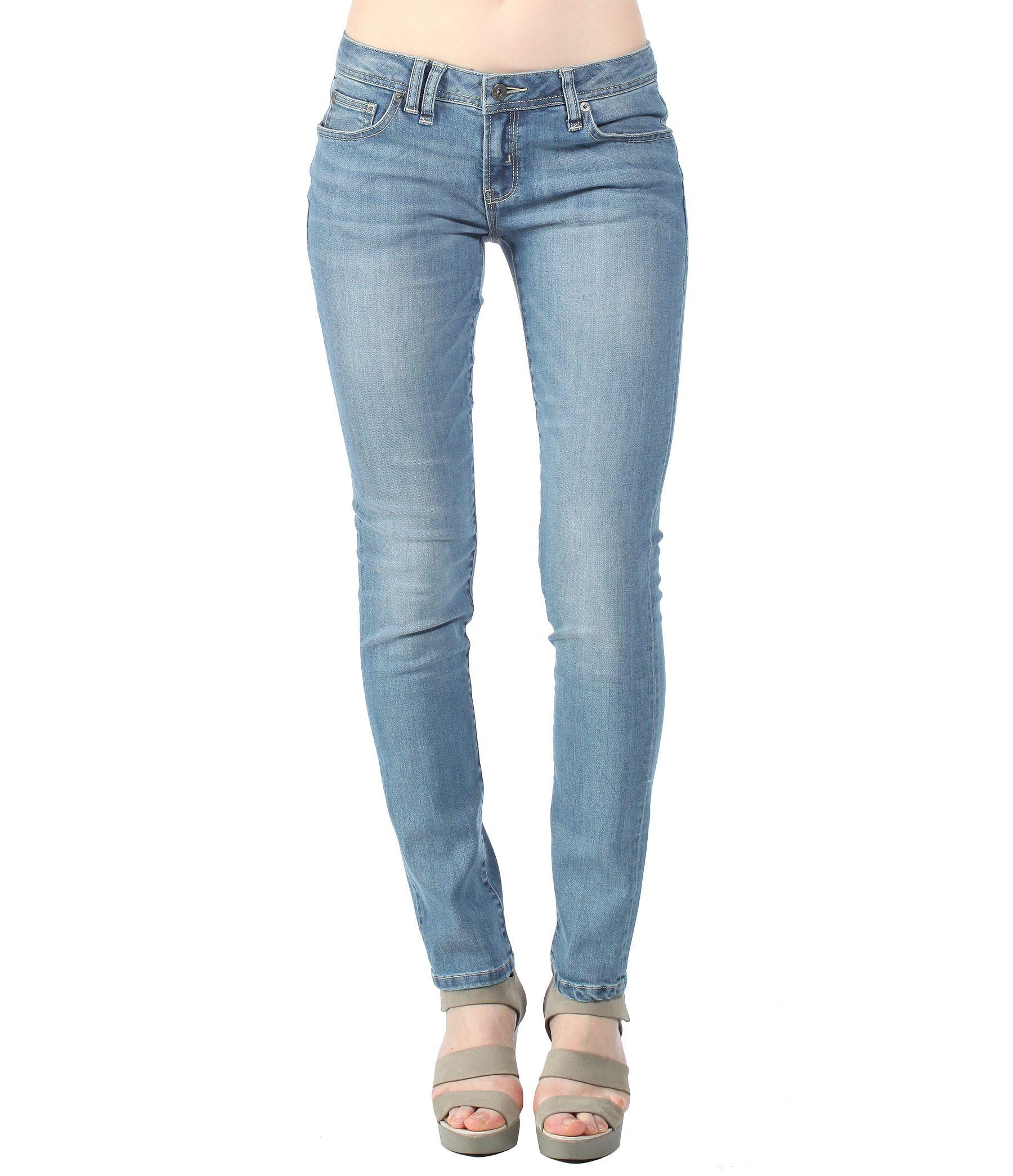 bench fret v17 slim fit jeans in blue lyst