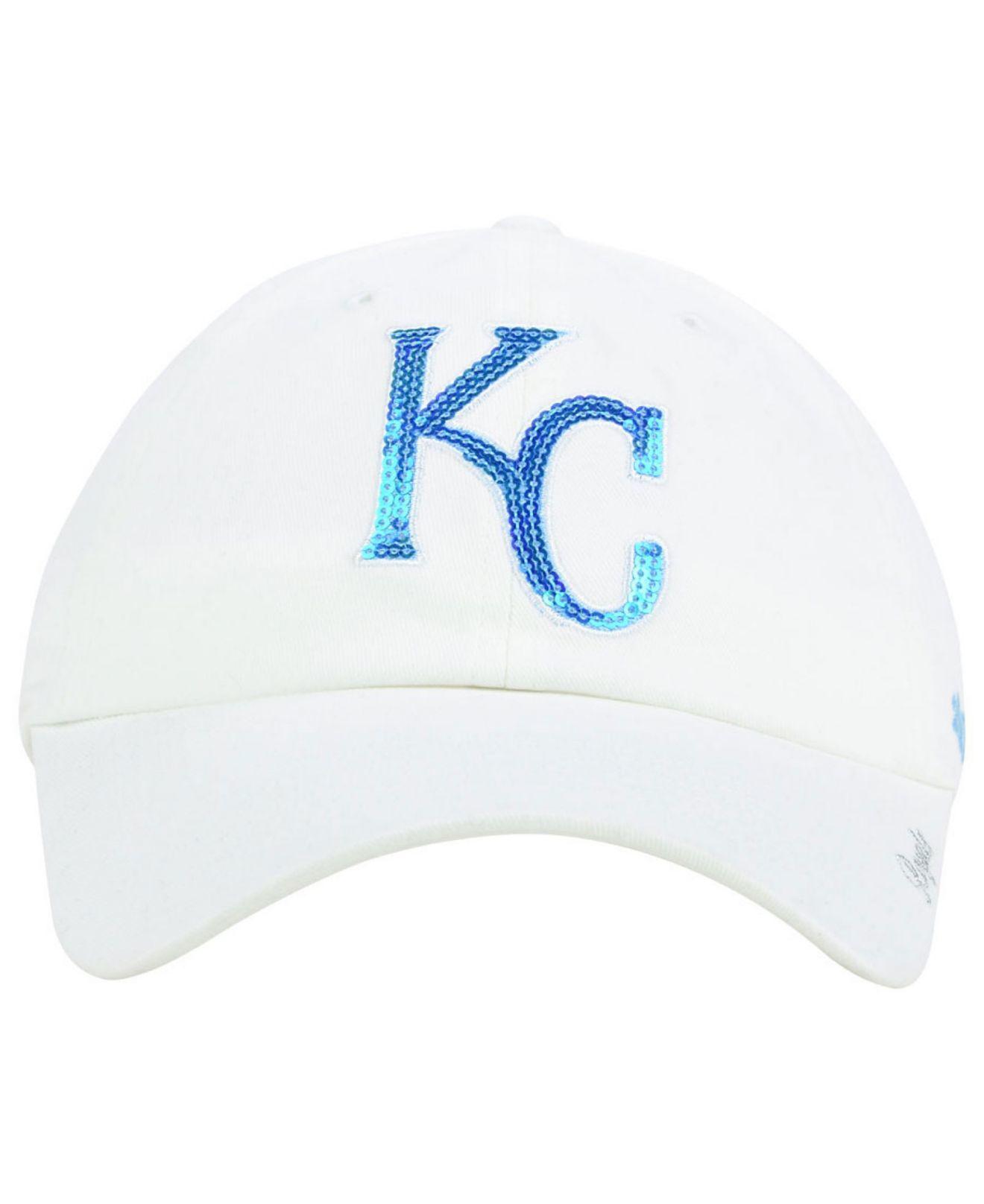 online retailer 1b028 81491 uk kansas city royals fedora hat womens a1fec 00166