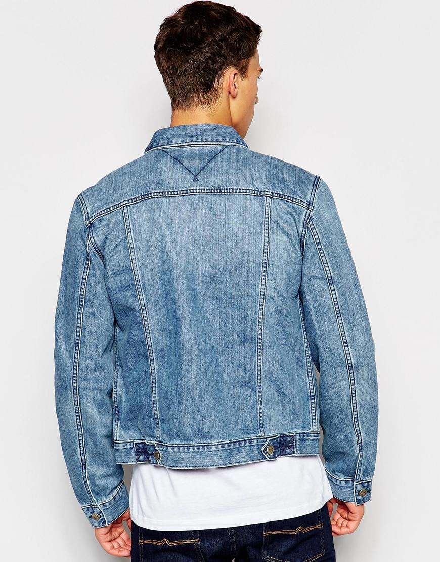 Tommy hilfiger Hilfiger Denim Iggy Jacket in Blue for Men | Lyst