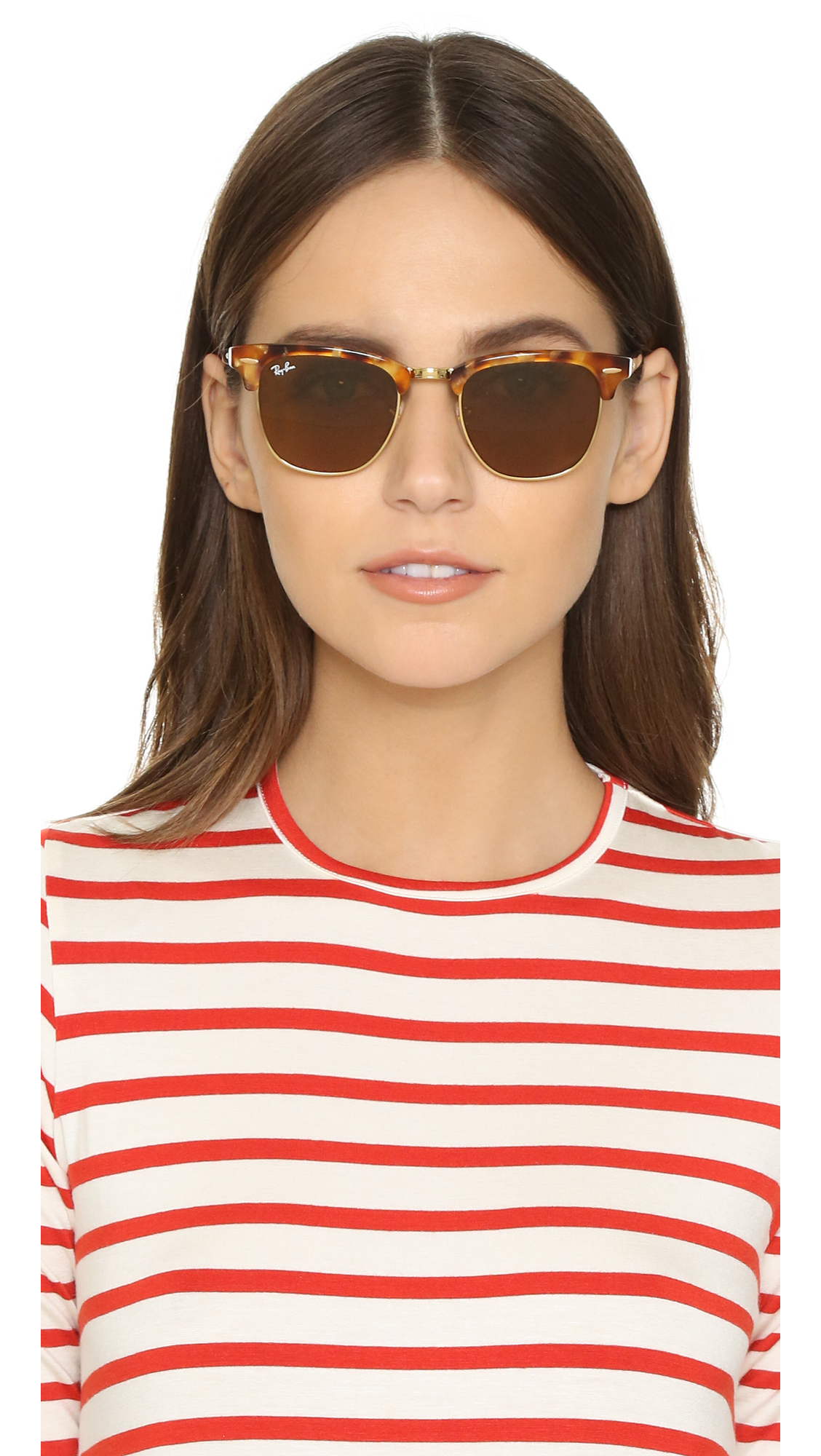 ray ban youngster clubmaster sunglasses  gallery. previously sold at: shopbop · women's clubmaster sunglasses women's ray ban clubmaster