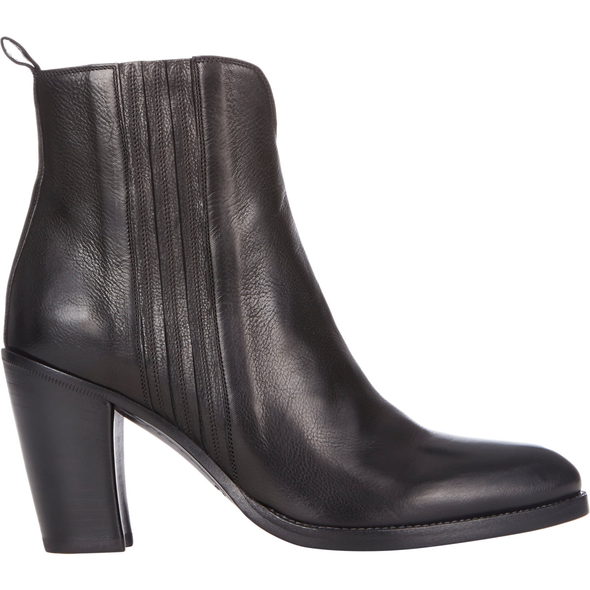 outlet with paypal Sartore Leather Ankle Boots discount buy HxfyV