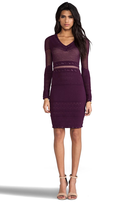 Malandrino black label dress