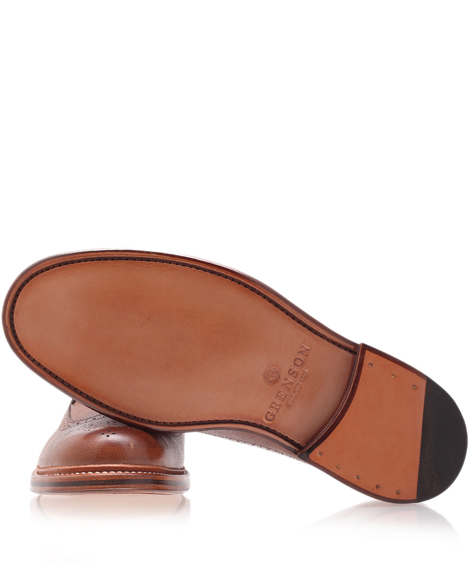 Sid Leather Derby Shoes
