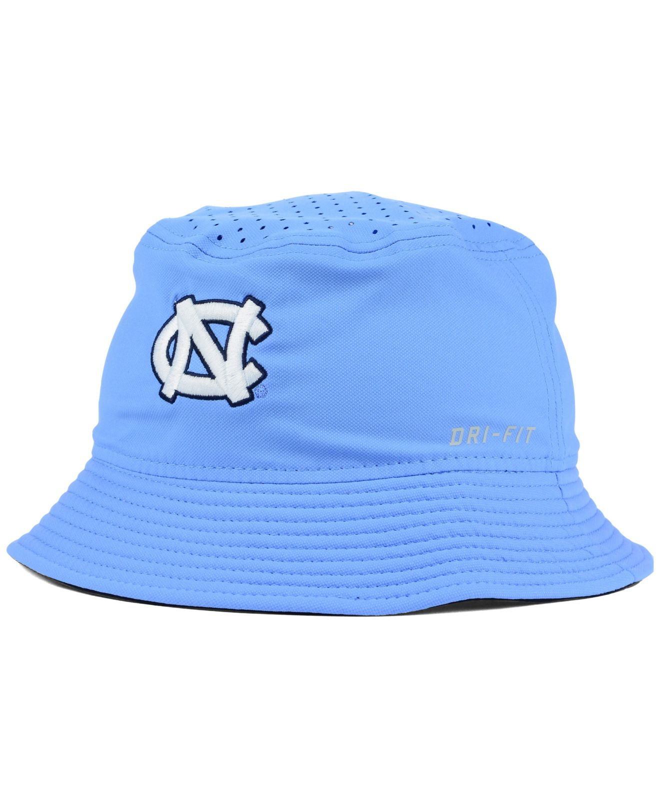 6667f45b803 ... usa lyst nike north carolina tar heels vapor bucket hat in blue for men  39d73 68fed