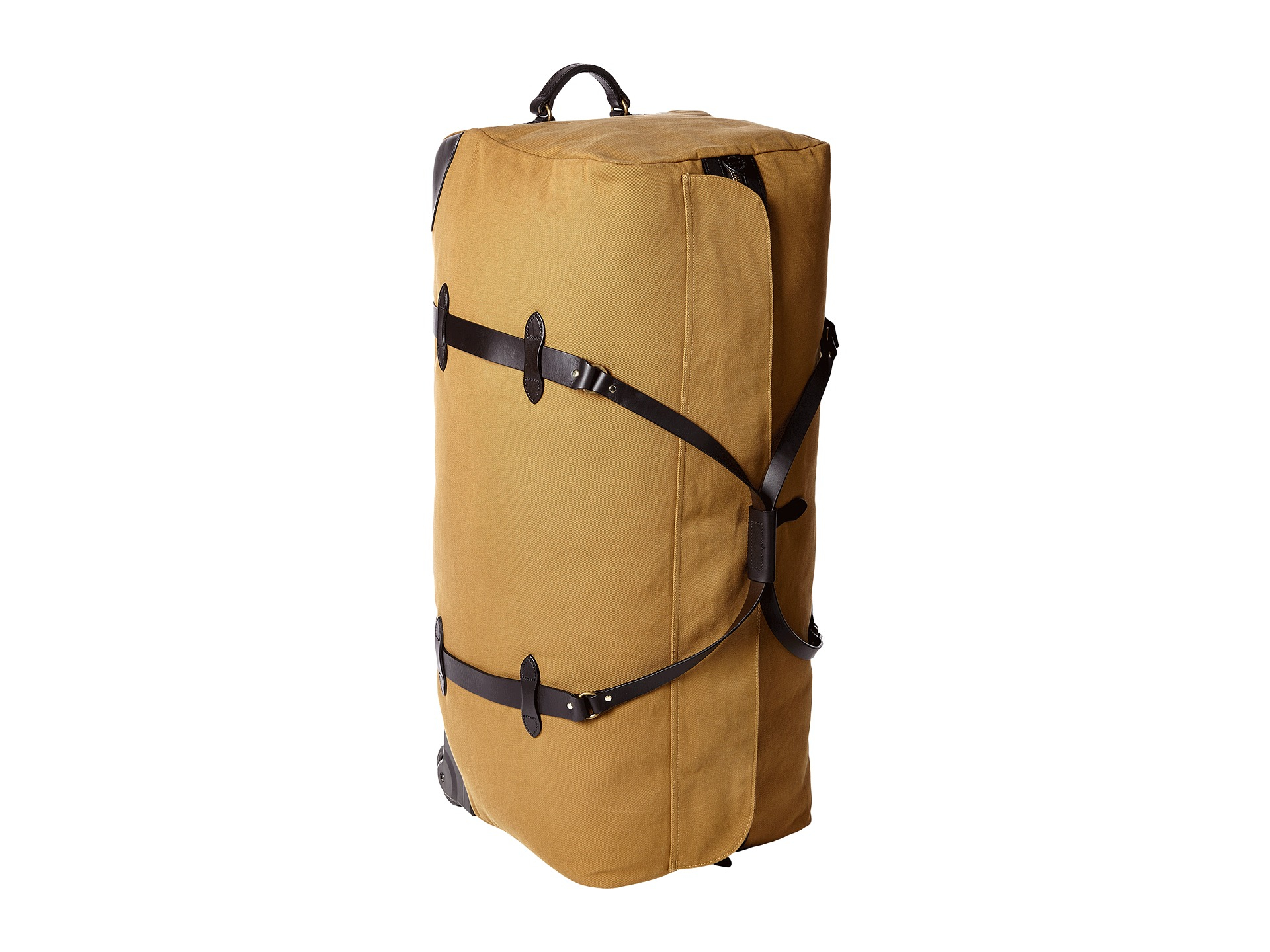 1d8bc1592dc6 Lyst - Filson Rolling Duffel - Extra Large in Brown