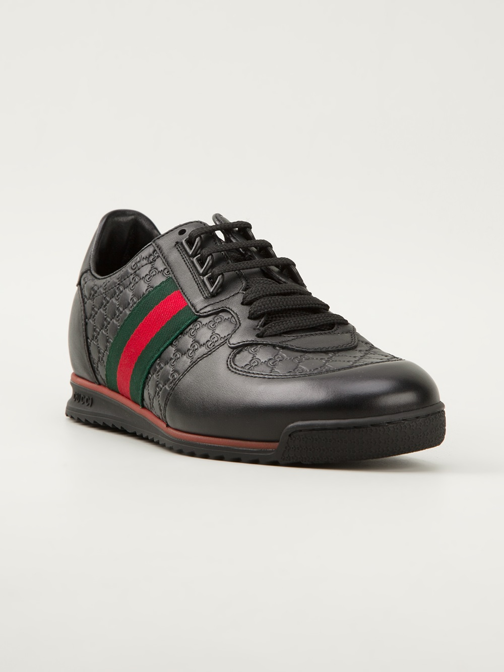 Watch - All gucci black shoes photo video
