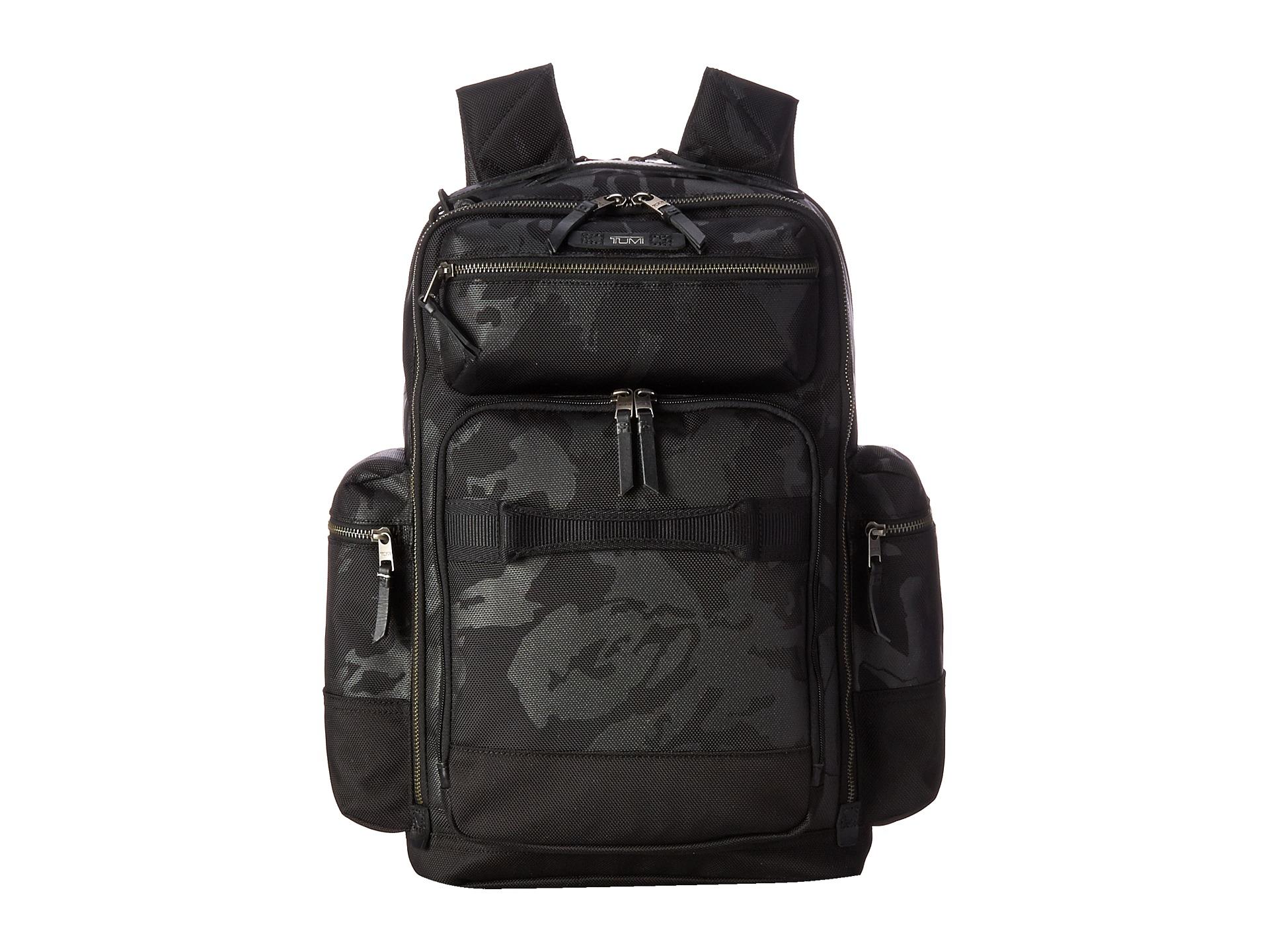 d9871b919a56 Tumi London Roll Top Backpack Camo- Fenix Toulouse Handball