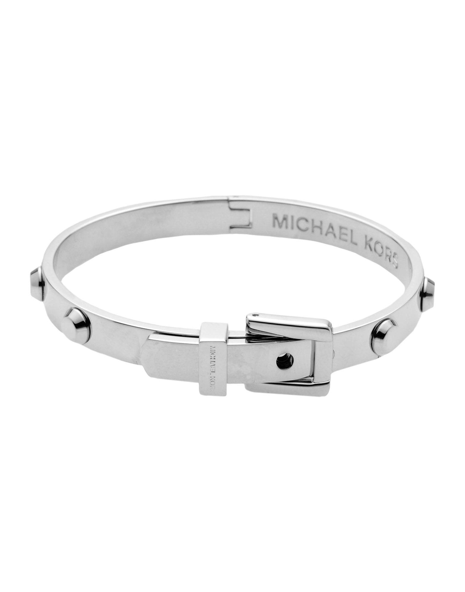 Lyst Michael Kors Bracelet In Metallic