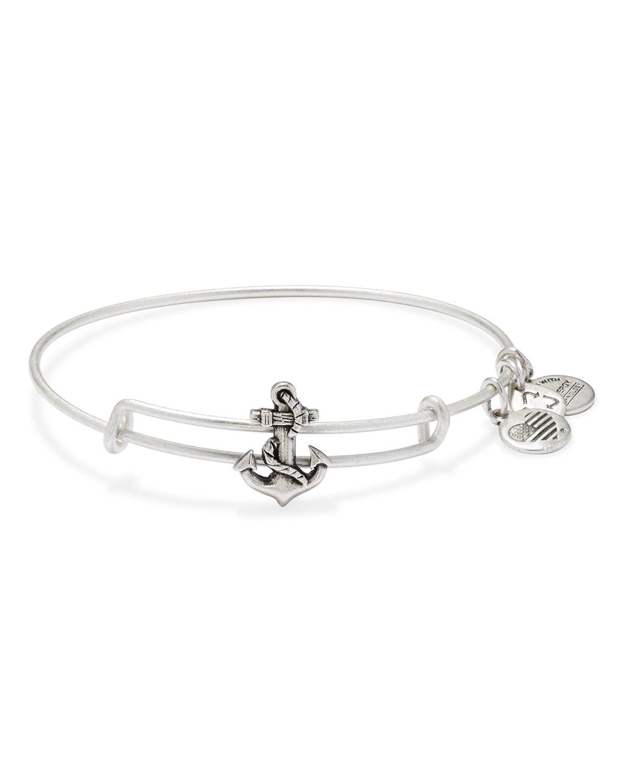 Alex And Ani Anchor Slider Bracelet Jewelry Flatheadlake3on3