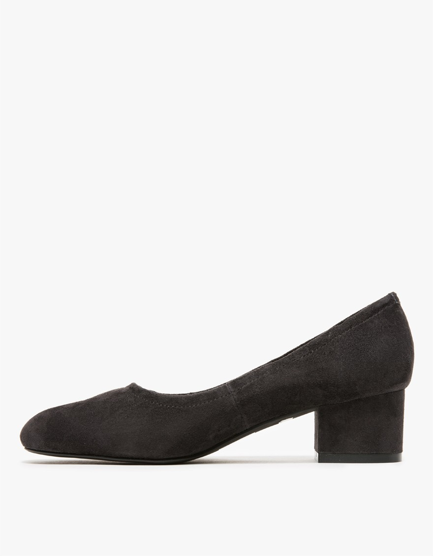 a2cbbd9e91b Lyst - Jeffrey Campbell Bitsie In Grey Suede in Gray
