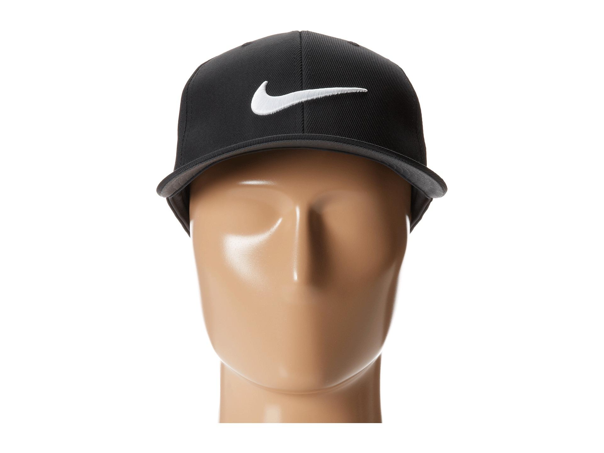 Lyst nike flat bill tour cap in black for men jpg 1920x1440 Curved flat  bill hats 95b851120bd5