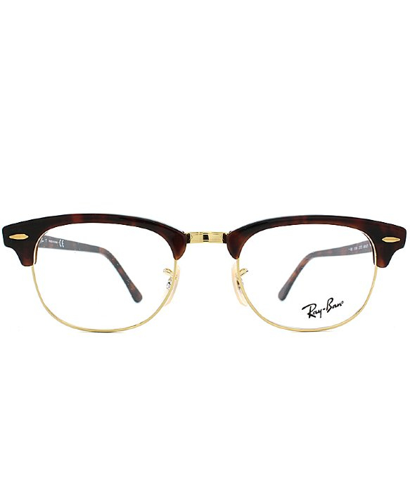 ray ban rx5154 clubmaster glasses  gallery. previously sold at: bluefly · men's ray ban clubmaster