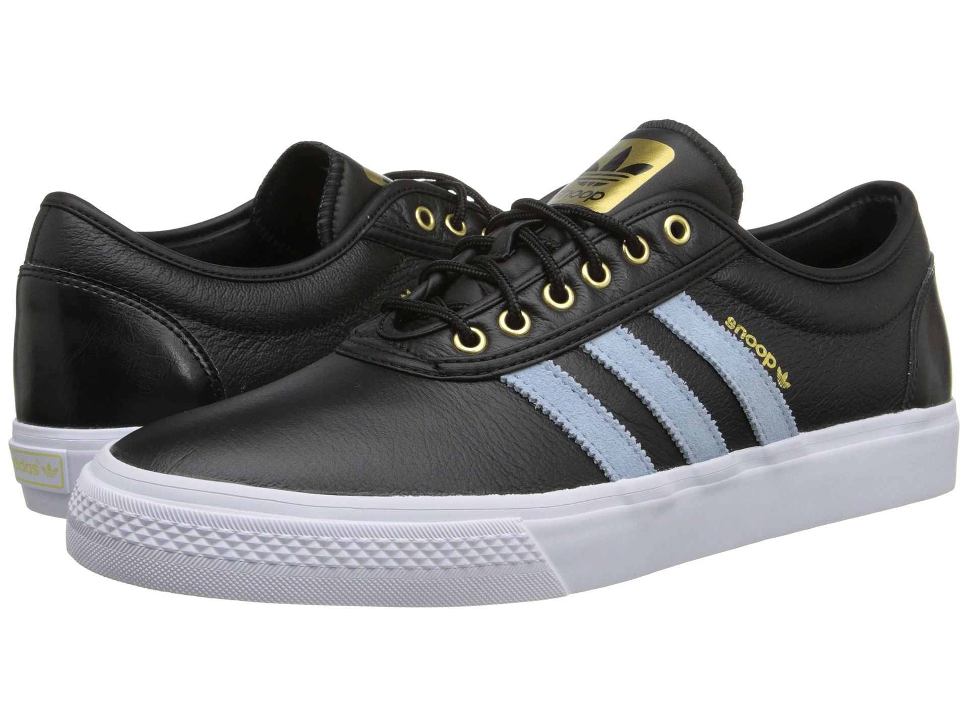 size 40 68f66 d2fc8 Lyst - adidas Adi-ease Snoop in Black for Men